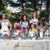 Brides in Wonderland tea party
